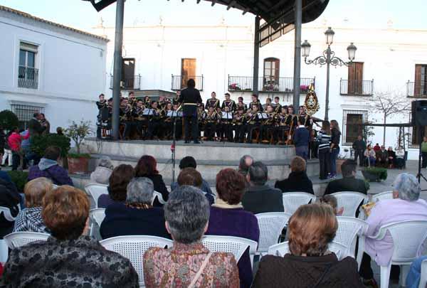 Cartaya acoge este fin de semana el I Encuentro de Bandas de Música, el domingo 23 a las 12:30 en la Plaza Redonda