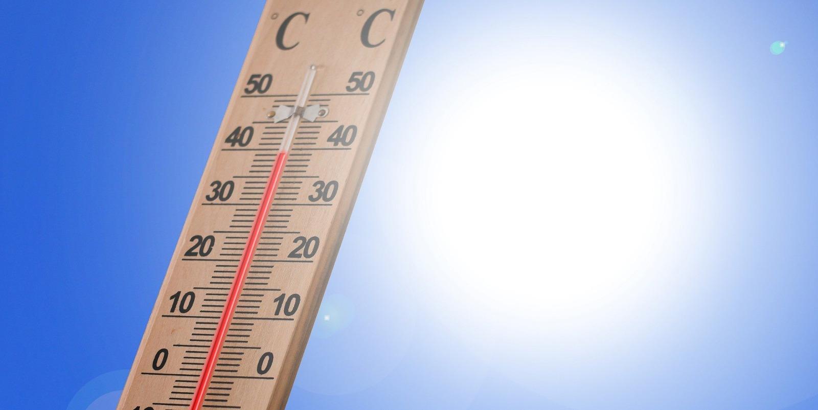 Cartaya, en alerta amarilla por calor durante los próximos dos días