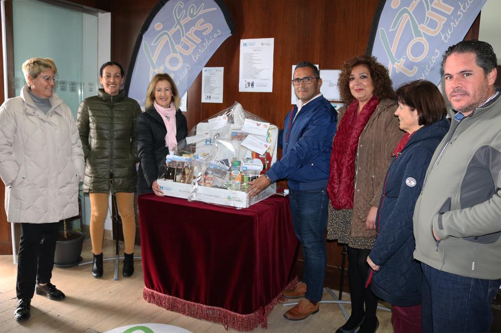 Campaña 'Que sea de Huelva' en Cartaya