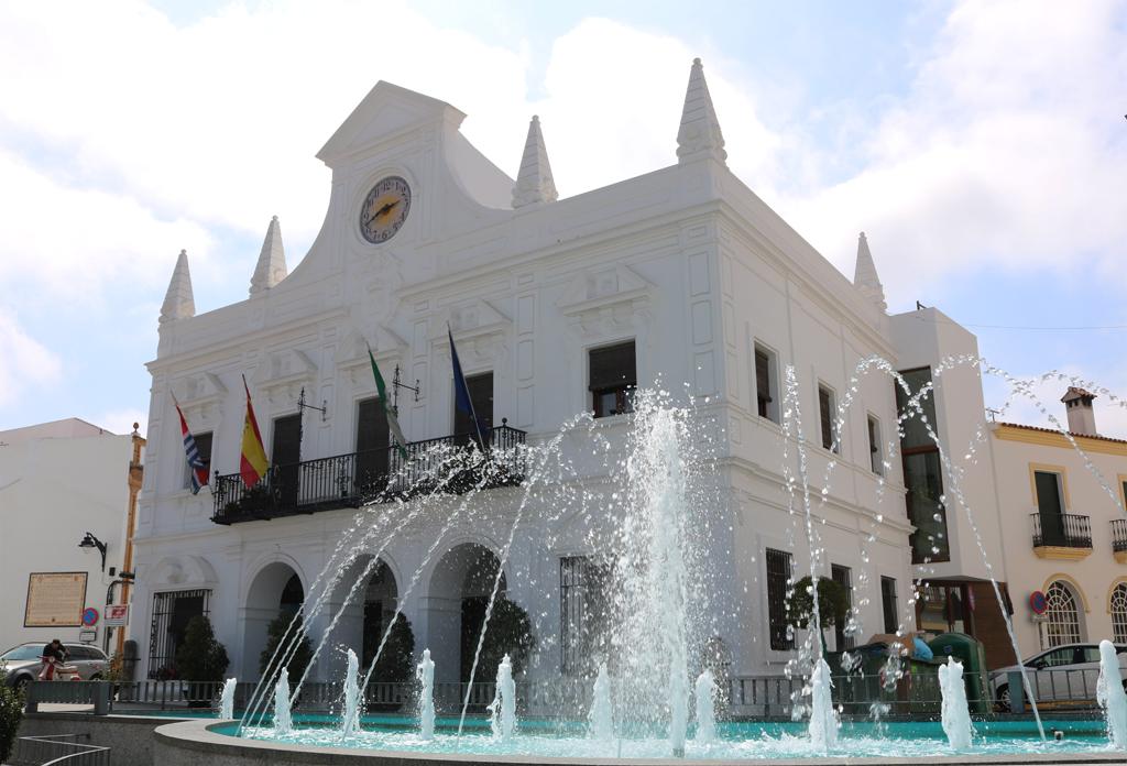 El Ayuntamiento de Cartaya presenta una batería de proyectos para acceder a los fondos europeos de recuperación.