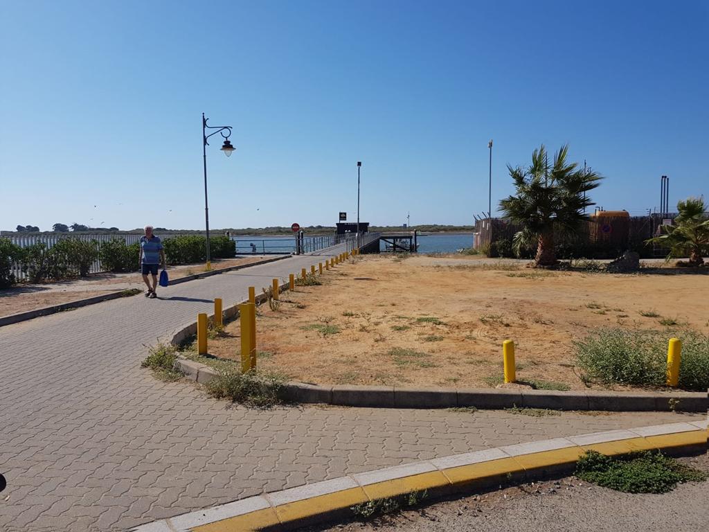 Muelle Pesquero de El Rompido