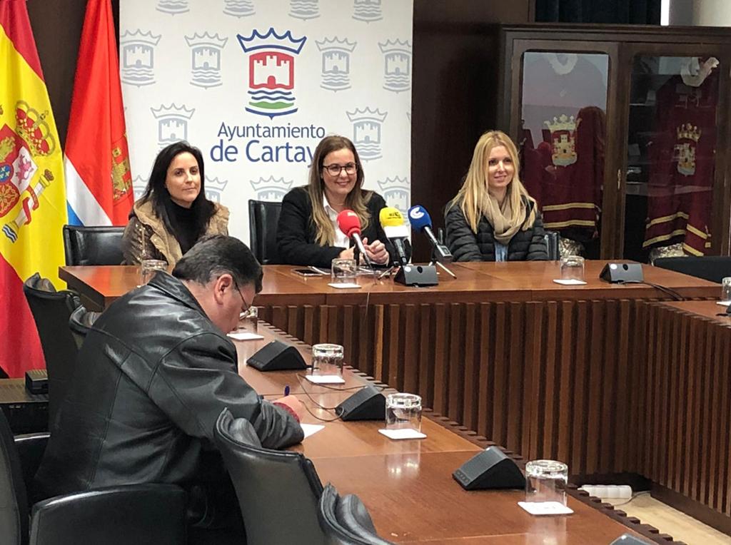 I Concurso de Escaparatismo del Ayuntamiento de Cartaya.
