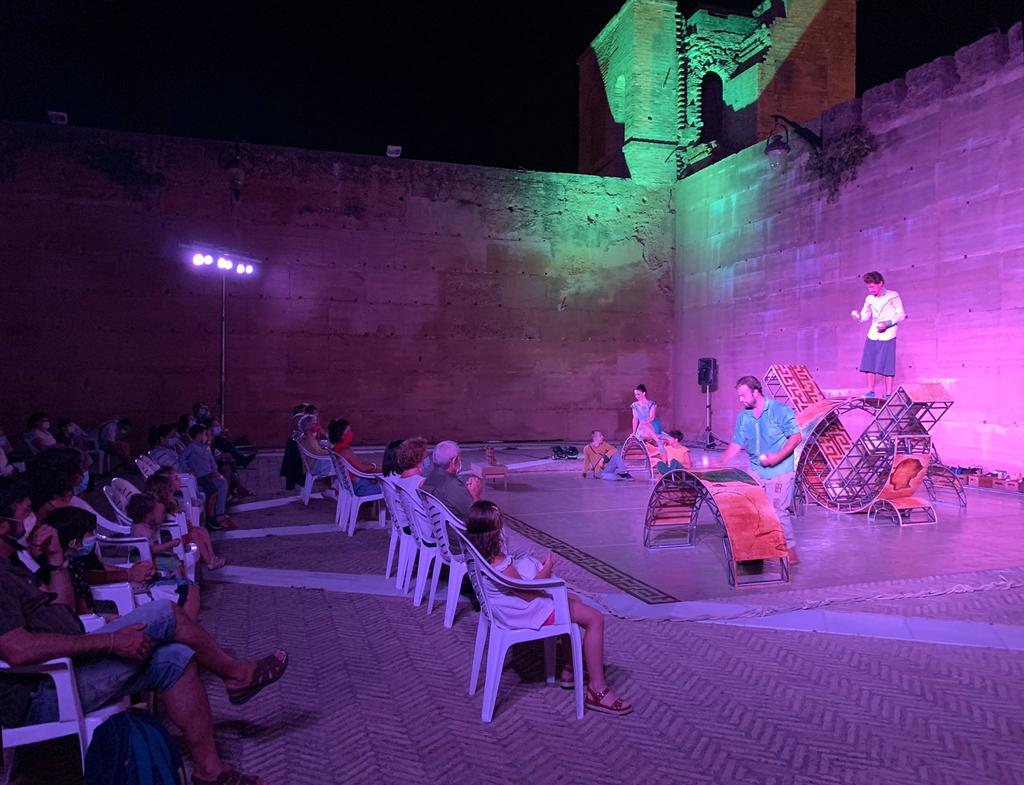 La música, protagonista esta semana de 'Las Noches del Castillo', uno de los platos fuertes de la programación cultural en Cartaya