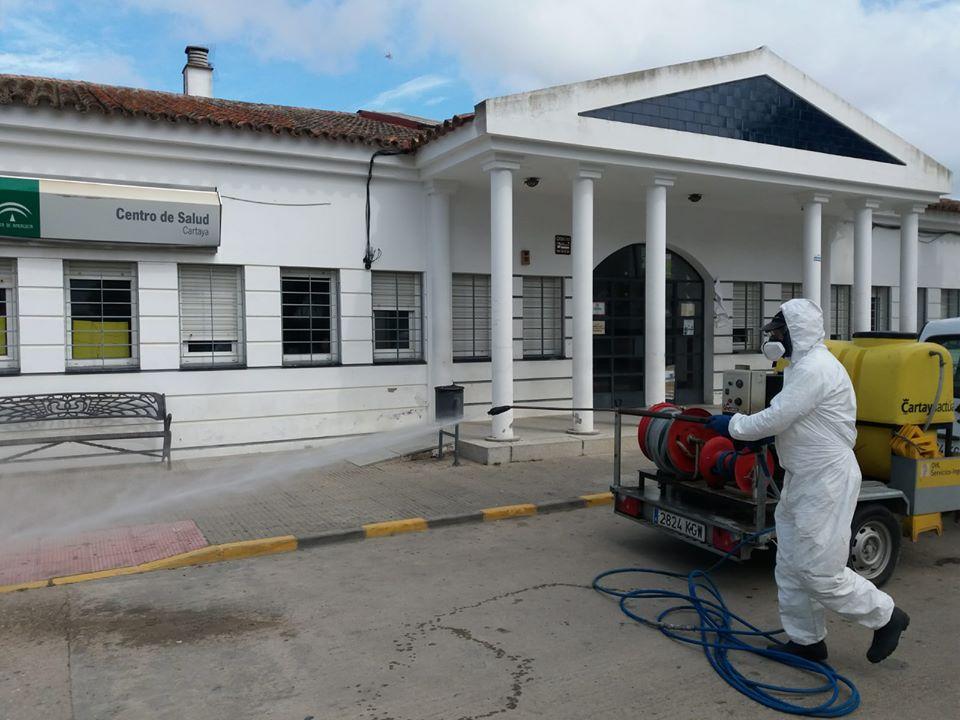 Cartaya, el municipio onubense, después de Huelva capital, que realizará más pruebas diagnósticas para conocer la incidencia real del COVID-19 en la población.