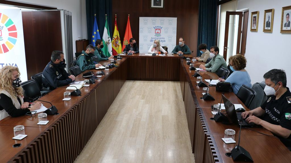 La Comisión de Seguridad del COVID-19 intensifica la coordinación y vigilancia y apela a la responsabilidad ciudadana