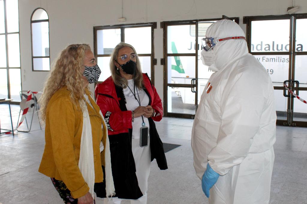 El Cribado en Cartaya concluye con 308 pruebas realizadas y un positivo