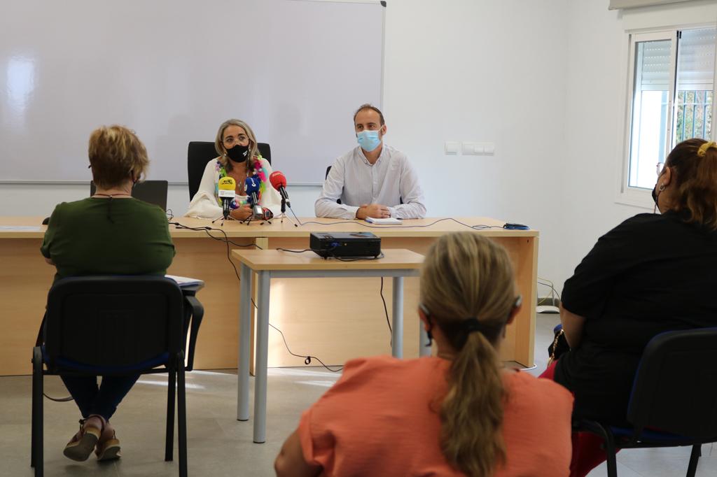 El Área de Desarrollo Local y Empleo del Ayuntamiento de Cartaya pone en marcha un Curso de Atención Sociosanitaria en el Domicilio