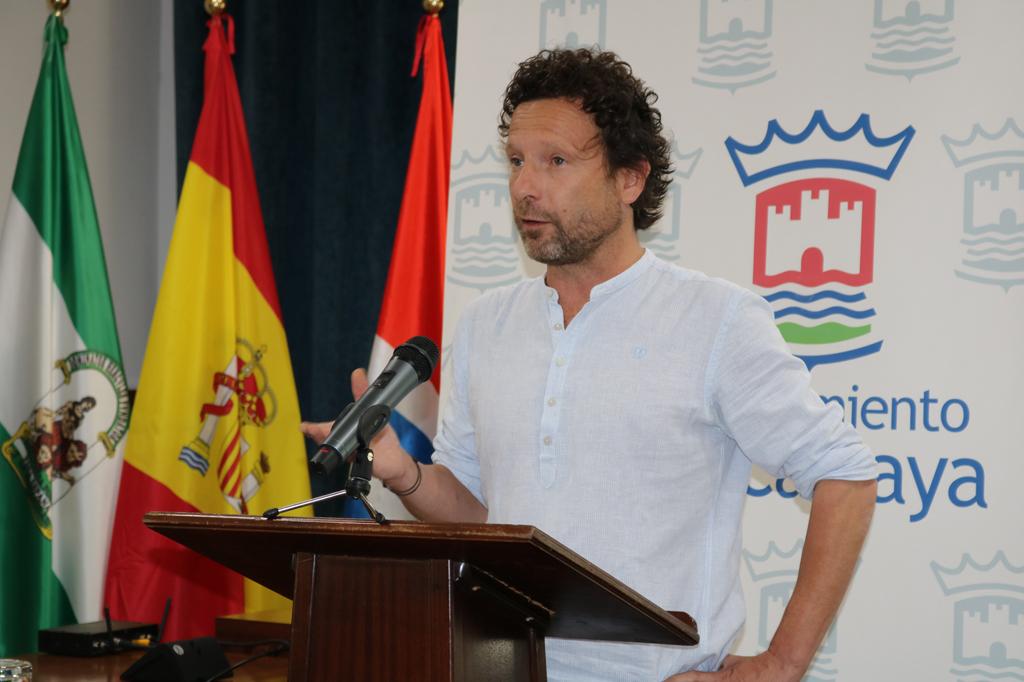 El nuevo teniente de alcalde y concejal de Servicios Sociales, El Rompido, Nuevo Portil, Turismo y Playas, destaca las principales líneas de actuación de las áreas que asume en el nuevo Equipo de Gobierno Municipal de Cartaya.