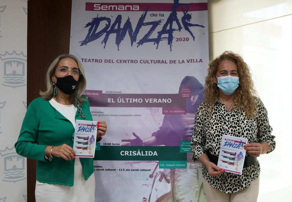 El Ayuntamiento de Cartaya pone en marcha la próxima semana la I Semana de la Danza.