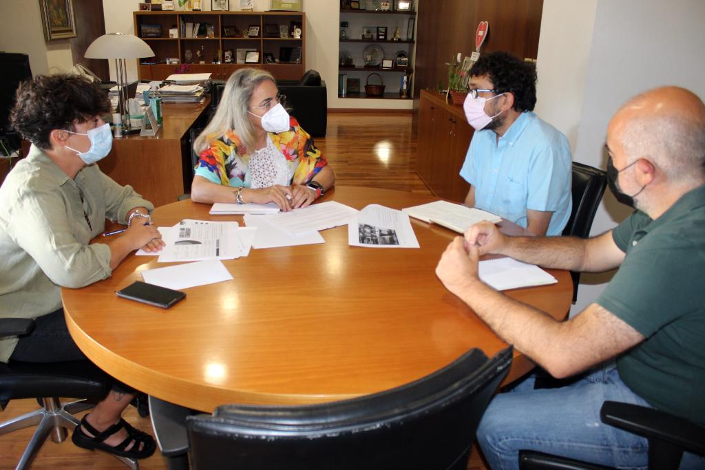 El Ayuntamiento y la Fundación Cepaim establecen nuevas líneas de colaboración y cooperación social