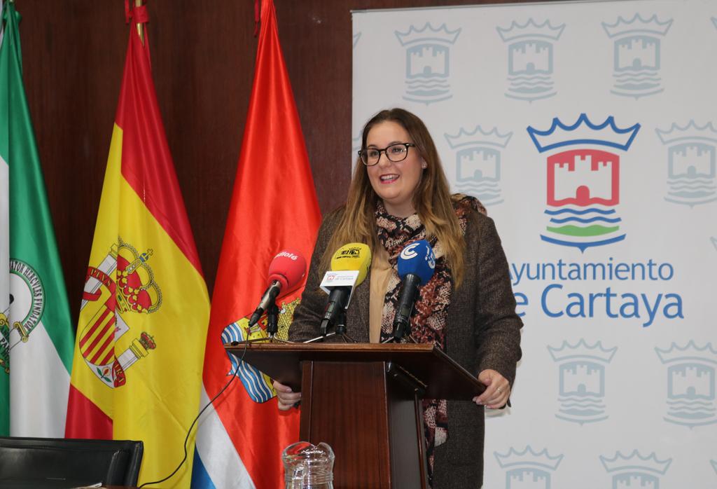 En marcha las primeras medidas del Plan de Impulso y de reactivación económica y social de Cartaya.