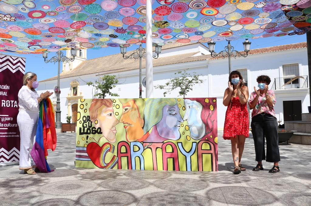 """Cartaya cierra la Semana de la Diversidad con el compromiso de """"seguir trabajando por un municipio inclusivo"""""""