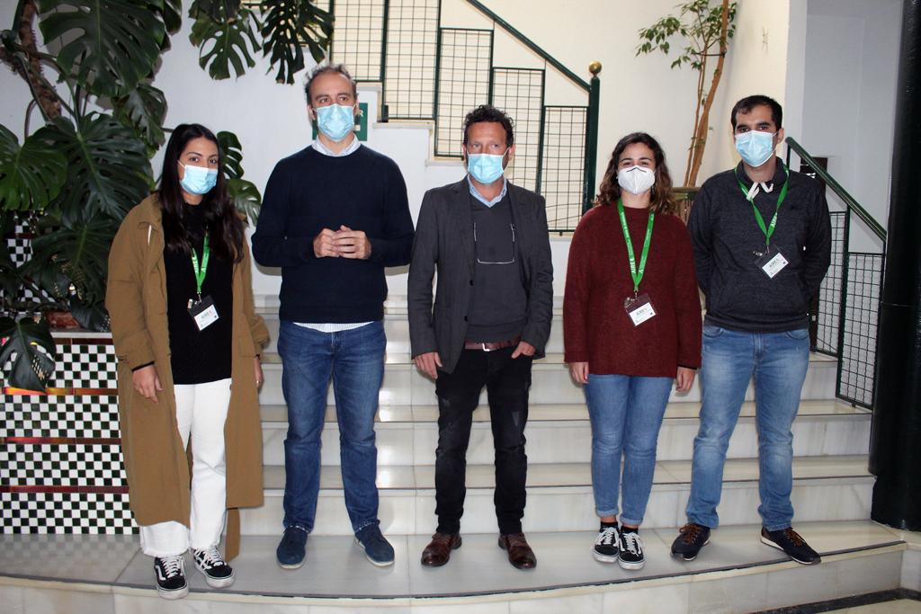 El Ayuntamiento de Cartaya refuerza la plantilla de Servicios Sociales
