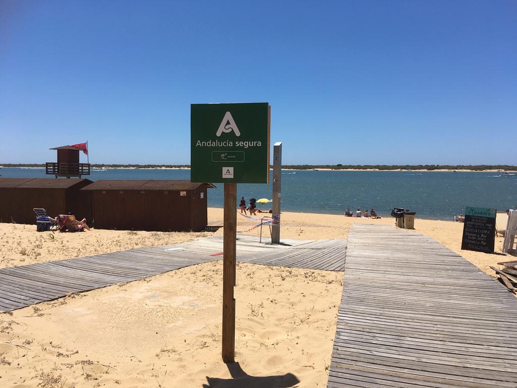 Cartaya activa el plan de playas y el plan de contingencia.