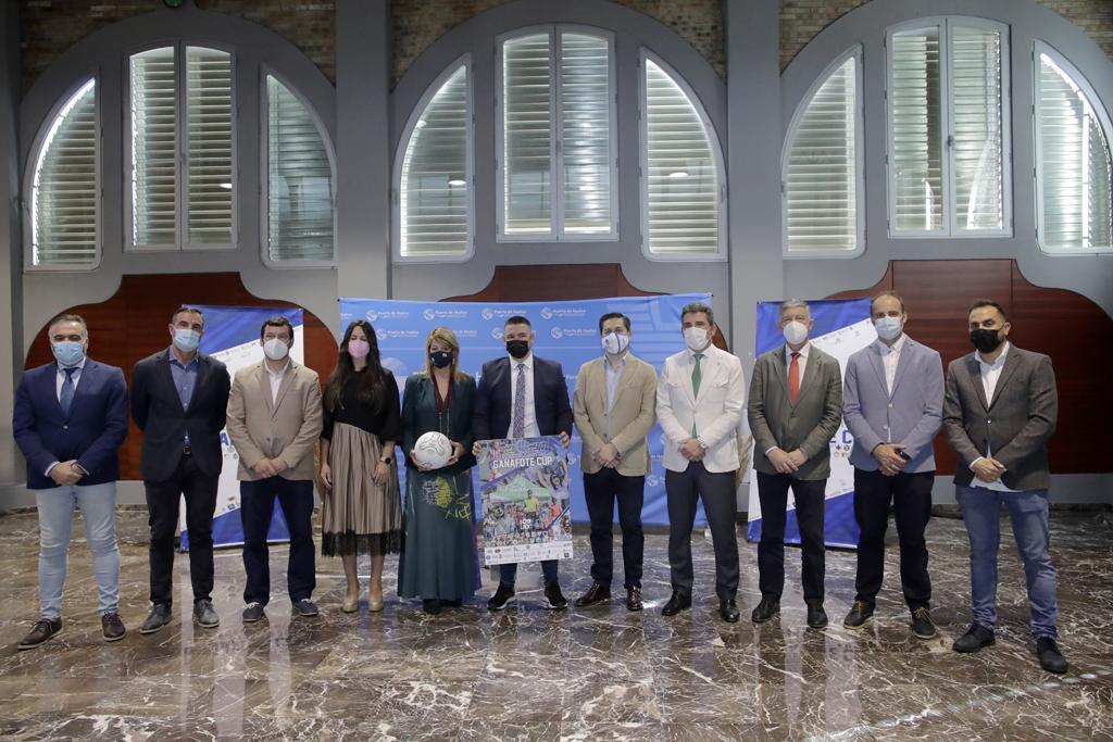 Cartaya acoge este fin de semana la competición benjamín de la 'Gañafote Cup 2021', el prestigioso torneo de fútbol base