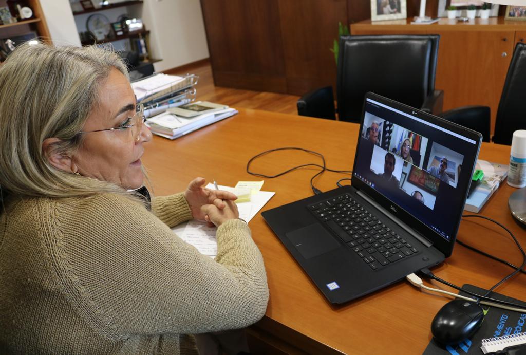 La Comunidad de Regantes de Sur Andévalo presenta al Ayuntamiento un ambicioso proyecto de Energías Renovables en Cartaya