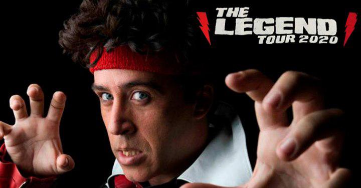 El 'Gran Dimitri' presenta en Cartaya su espectáculo 'The Legend', un espectáculo que fusiona circo y clown.