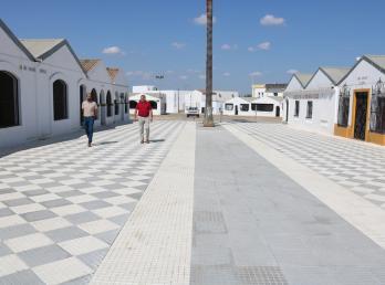 Obras de acondicionamiento del recinto ferial
