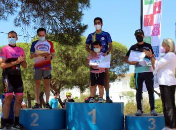 Éxito de organización y participación en la IX Media Maratón 'Ruta Hoteles de Cartaya'