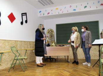 El Ayuntamiento de Cartaya reabre las academias municipales de Cultura