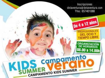 Abierto el plazo para el Campus Deportivo de Verano que se desarrolla en las instalaciones municipales